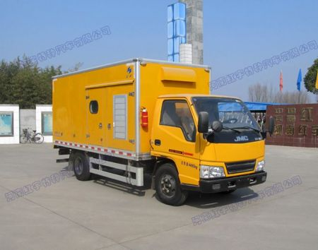 HYZ5041XDY power vehicle