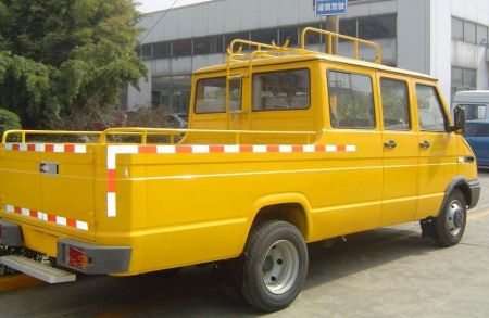 Project emergency vehicle